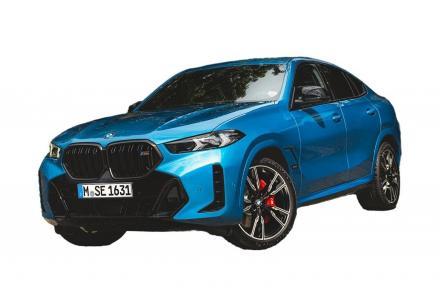 BMW X6 Diesel Estate xDrive40d MHT Sport 5dr Step Auto