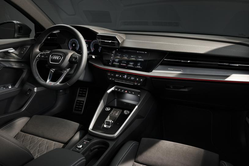 Audi A3 Saloon Special Editions 35 TFSI Edition 1 4dr S Tronic [Comfort+Sound]