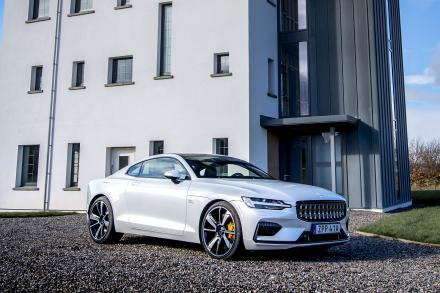 Polestar 1 Coupe 2.0 PHEV 2dr 4WD Geartronic