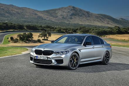 BMW M5 Saloon M5 Competition 4dr DCT [Ultimate Pack]