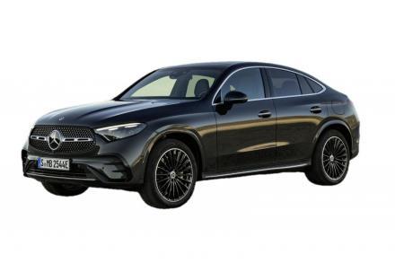 Mercedes-Benz Glc Diesel Coupe GLC 300de 4Matic AMG Line Premium 5dr 9G-Tronic