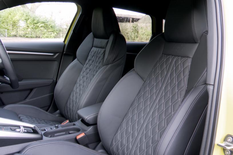 Audi A3 Saloon S3 TFSI Quattro 4dr S Tronic [Comfort+Sound]