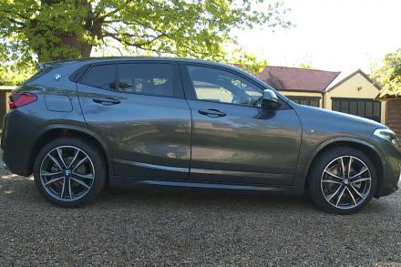 BMW X2 Hatchback sDrive 18i [136] Sport 5dr Step Auto