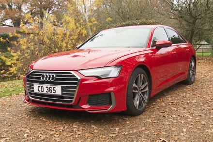 Audi A6 Saloon 40 TFSI S Line 4dr S Tronic [Tech Pack]