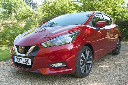 Nissan Micra Hatchback 1.0 IG-T 92 Acenta 5dr CVT [Convenience Pack]