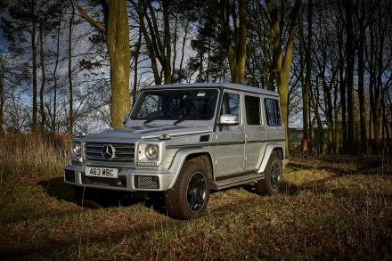 Mercedes-Benz G Class Amg Station Wagon Special Editions G63 Magno Edition 5dr 9G-Tronic