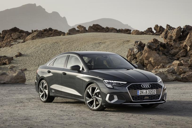 Audi A3 Saloon Special Editions 35 TDI Edition 1 4dr  [Comfort+Sound]