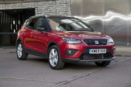Seat Arona Hatchback Special Edition 1.0 TSI 110 FR Red Edition 5dr DSG