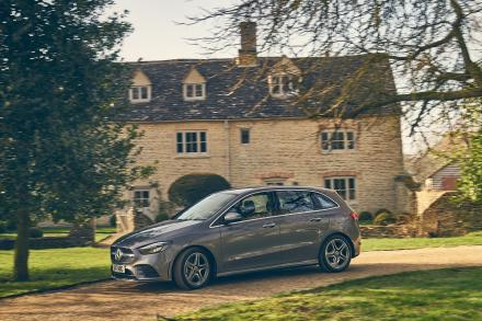 Mercedes-Benz B Class Hatchback Special Editions B180 Sport Executive Edition 5dr Auto