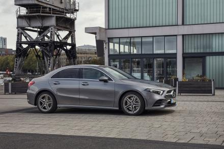Mercedes-Benz A Class Saloon Special Editions A200 AMG Line Executive Edition 4dr