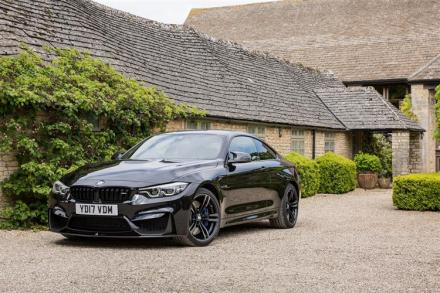 BMW M4 Coupe M4 xDrive Competition M 2dr Step Auto [Ultimat Pk]