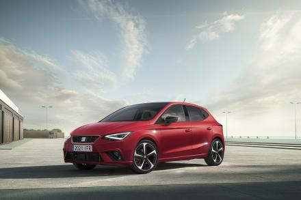 Seat Ibiza Hatchback 1.0 TSI 95 Xcellence Lux 5dr