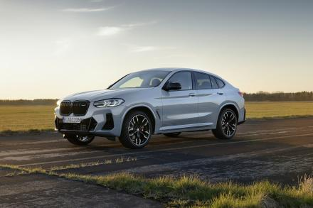 BMW X4 M Estate xDrive X4 M Competition 5dr Step Auto [Ultimate]