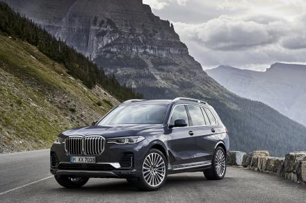 BMW X7 Estate Special Editions xDrive M50i Frozen Black Edition 5dr Step Auto