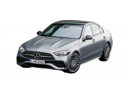 Mercedes-Benz C Class Saloon C200 AMG Line Premium 4dr 9G-Tronic