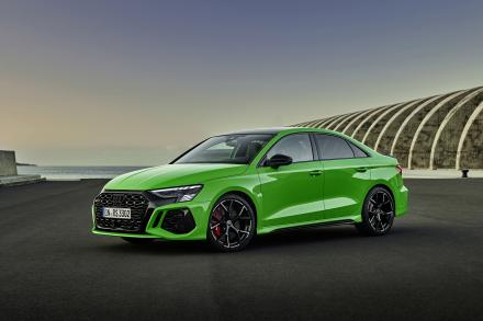 Audi Rs 3 Saloon Special Editions RS 3 TFSI Quattro Launch Edition 4dr S Tronic